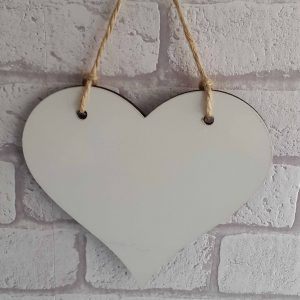 Heart-shaped Sign