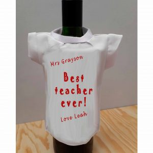 Bottle T-Shirt for Teachers