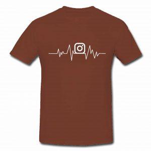 Insta-addict t-shirt