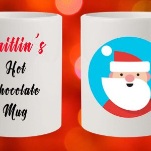 Chrimbo Hot Choc Mug