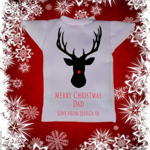 Christmas Bottle Tshirts