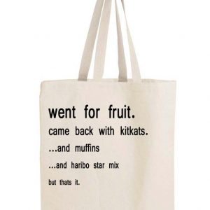 'Fruit' shopping bag