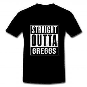 Straight Outta Greggs
