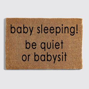 Baby Sleeping doormat